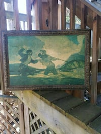 Framed Antique Art (GREAT CONDITION!) 30 km