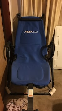 AB Lounger used maybe 3 times . Just collecting dust so serious people only please. Great for lying on to stretch out your back, husband used it and it helped. Willing to negotiate a Reasonable price   Richmond, V6V 1C2