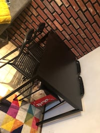 ikea table and 4 chairs , 10305