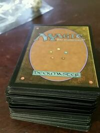 Magic The Gathering trading card collection St. Albert, T8N 2W5