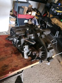 Chevy 243 transfer case 4x4