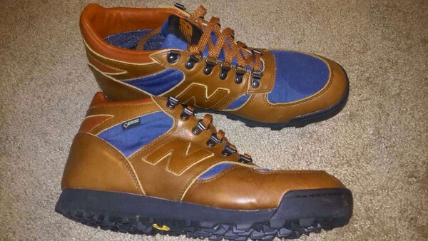 70a60084b55bb Used New Balance Rainier Remastered Hiking Boots men 11 for sale in  Fayetteville - letgo