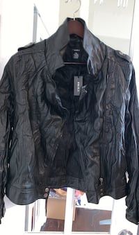 Faux Leather Jacket Mississauga, L5B