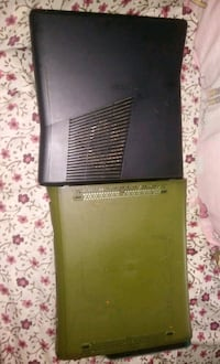 two black and green Microsoft Xbox 360's Decatur, 30034