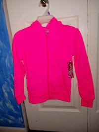 Pink sweater for girls Frederick, 21703