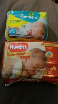 Pampers and Huggies diaper packs Port St. Lucie, 34983