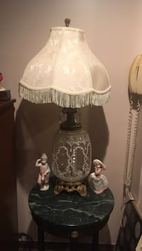 Glass table lamp Harrisburg, 17110