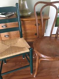 Chairs -two different styles Poolesville, 20837