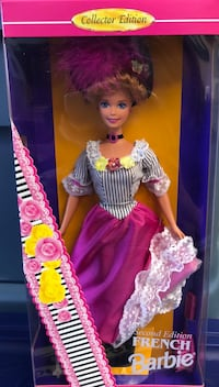 doll in pink and purple dress Centennial, 80112