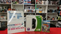 Xbox 360 slim 250Gb+Scene it?