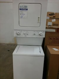 Stscked washer and dryer  Fort Collins