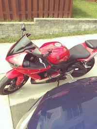 red and black sports bike Aldie, 20105