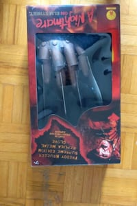 Freddy Krueger Glove **Not plastic made** Vaughan, L6A 1L4