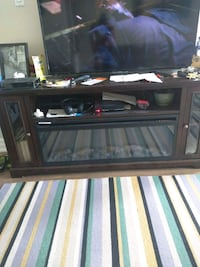 Fireplace TV stand Hamilton
