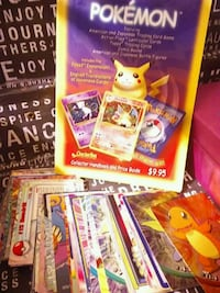 Pokemon book value guide n card 50 Woodlawn, 21244