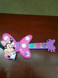 Minnie Mouse Guitar Springdale, 20774