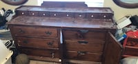 Vintage dresser 5.6ft L.  X 1.8ftW. X 3.5H Grand Junction, 81501