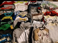 $15 FOR ALL 60 PIECES OF INFANT BOYS CLOTHES Colton, 92324