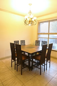 Havertys Large Square table and chairs North Richland Hills, 76182