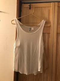 women's white tank top Vienna, 22182