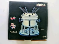 Alphina Fondue Set Hesvy Duty Stainless Steel, New Port Dover, N0A 1N6
