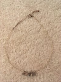 Dainty golden sphere necklace  Ellicott City, 21043
