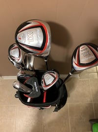 Top Flite golf clubs, rarely used, price is negotiable Clarksburg, 20871