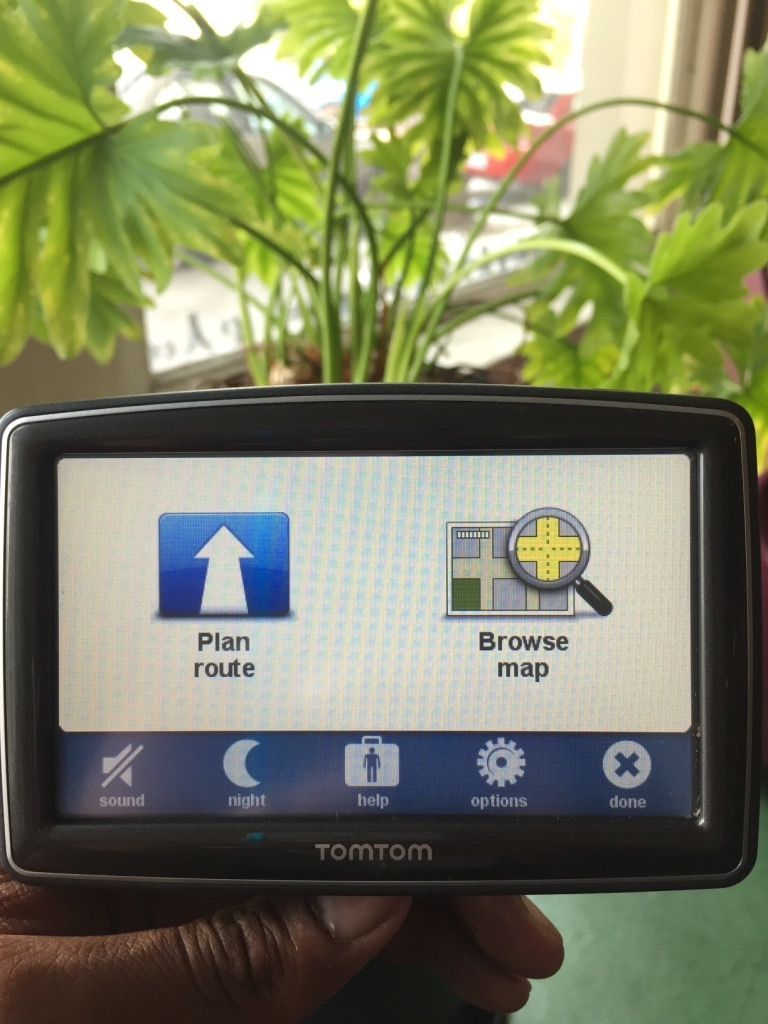 Used TOMTOM XXL swivel for sale in San Francisco - letgo
