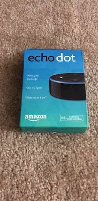 Amazon echo dot 2nd generation box San Jose, 95134