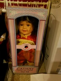 Cathay Collection Vinyl Doll Palatine, 60067