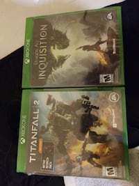 Titanfall2 and inquisition for xbox one Manor, 78653