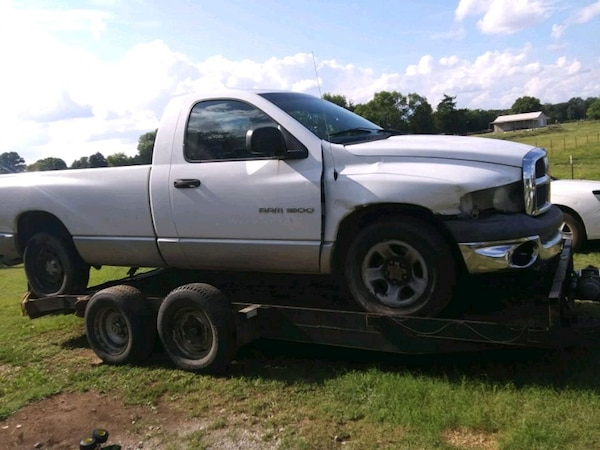 2002 dodge ram 1500 parting out
