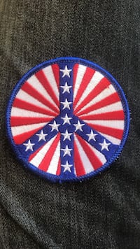 Peace sign Patch Toms River, 08753