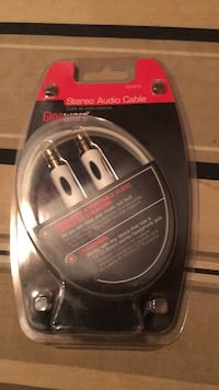 Stereo audio cables 44 mi