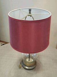 Hertiage brass lamp. Bremerton, 98311
