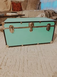 Turquoise Trunk
