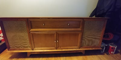 1960's Curtis Mathes Stereophonic music center