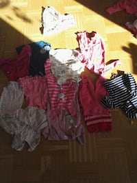 Clothes for 3-6-8 months baby Stockholm
