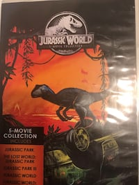 Jurassic World 5 Movie Collection Galloway, 43119