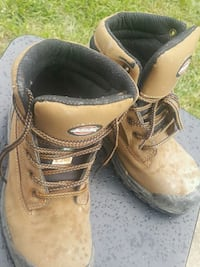 Dickies working shoes size 8.5 Welland, L3C 6W1