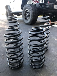 Jeep - Wrangler 2 inch loft  Tera flex front and rear springs  Manassas, 20111