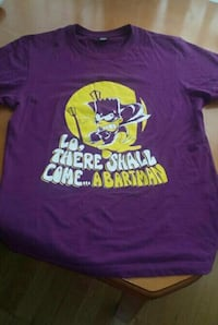 Camiseta Simpsons (Talla M) 6111 km