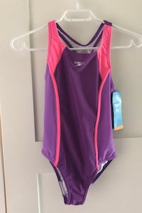 Girls brand new Speedo bathing suit  Toronto, M3A 1L9