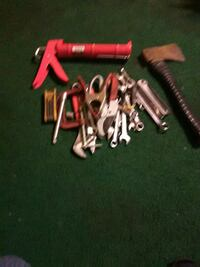 Tools all for 15