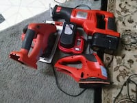 Black and Decker firestorm 18 volts cordless tool  Countryside, 60525