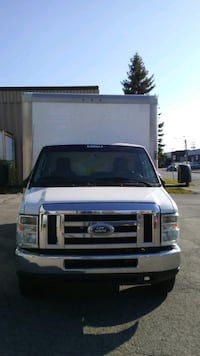 2012 FORD E-450 CUBE **COMME NEUF**FINANCE!** MONTREAL