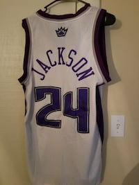 white and blue Lakers 24 jersey Sacramento, 95811