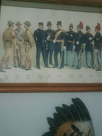 Ww1 officers uniforms picture