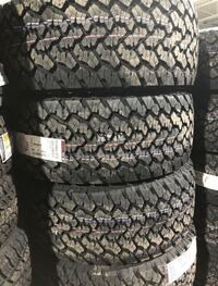 33x12.50r17, 35x12.50r18 General grabber AT2 Mississauga, L4Y