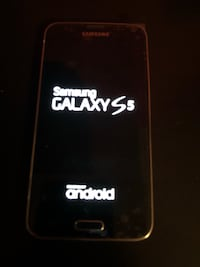 Samsung S5 unlocked with new screen Mississauga, L5M 4H5